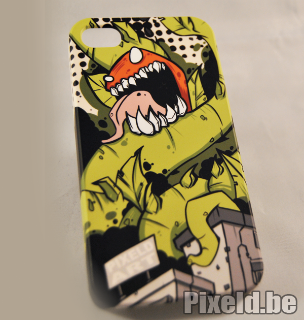 IC4GT1 iphone 4 cover by Devid Dekegel