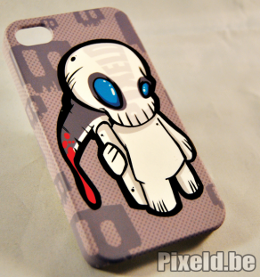 IC4PP3 iphone 4 cover by Devid Dekegel